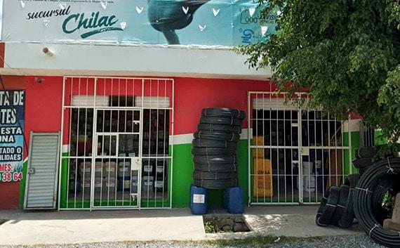 Sucursal Chilac